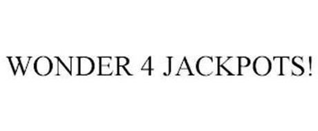WONDER 4 JACKPOTS!