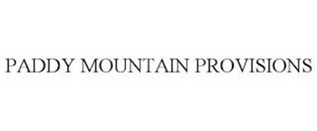 PADDY MOUNTAIN PROVISIONS