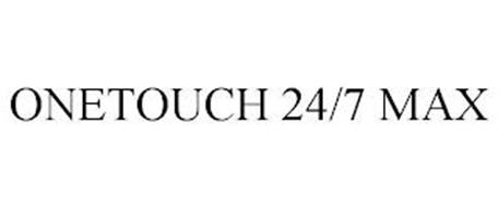 ONETOUCH 24/7 MAX