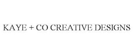 KAYE + CO CREATIVE DESIGNS
