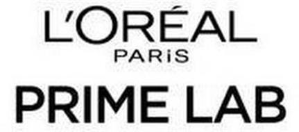 L'OREAL PARIS PRIME LAB