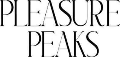 PLEASURE PEAKS