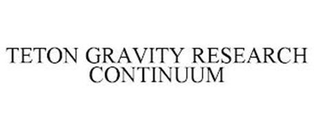 TETON GRAVITY RESEARCH CONTINUUM