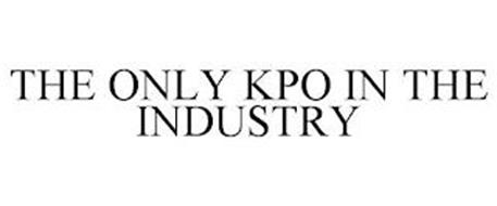 THE ONLY KPO IN THE INDUSTRY