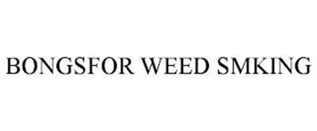 BONGSFOR WEED SMKING