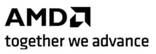 AMD TOGETHER WE ADVANCE