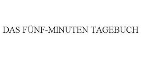 DAS FÜNF-MINUTEN TAGEBUCH