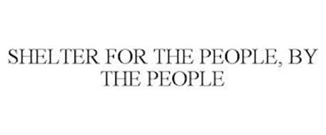 SHELTER FOR THE PEOPLE, BY THE PEOPLE