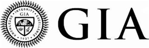 GIA GIA KNOWLEDGE INTEGRITY EXCELLENCE 1931