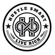 HUSTLE SMART LIVE RICH