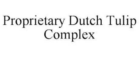 PROPRIETARY DUTCH TULIP COMPLEX