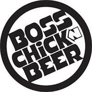 BOSS CHICK N BEER