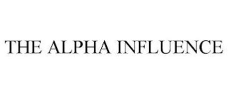 THE ALPHA INFLUENCE