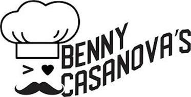 BENNY CASANOVA'S