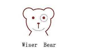 WISER BEAR SOMETIMES I HAVETROUBLE EXPRESSING ING LOVE IS SMILING ON INSIDE