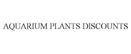 AQUARIUM PLANTS DISCOUNTS