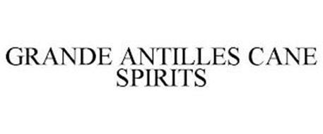 GRANDE ANTILLES CANE SPIRITS