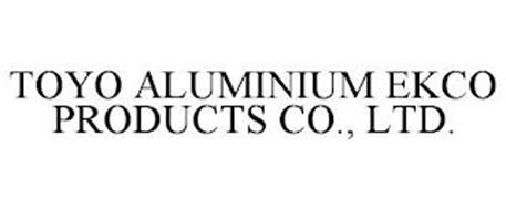 TOYO ALUMINIUM EKCO PRODUCTS CO., LTD.