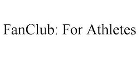 FANCLUB: FOR ATHLETES