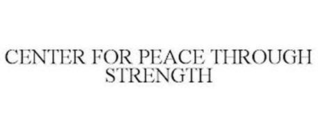 CENTER FOR PEACE THROUGH STRENGTH