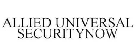 ALLIED UNIVERSAL SECURITYNOW