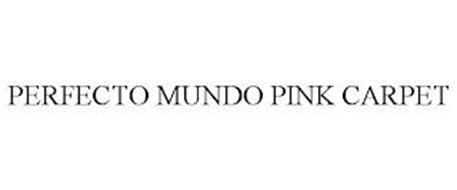 PERFECTO MUNDO PINK CARPET