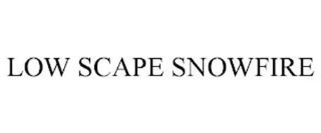 LOW SCAPE SNOWFIRE