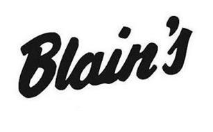 BLAIN'S