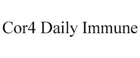 COR4 DAILY IMMUNE