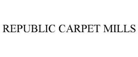 REPUBLIC CARPET MILLS
