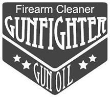 FIREARM CLEANER GUNFIGHTER GUN OIL