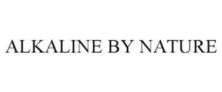 ALKALINE BY NATURE