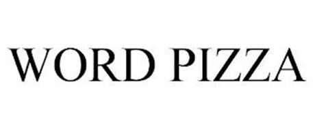 WORD PIZZA