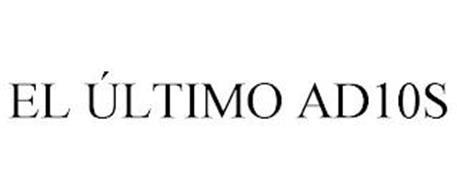 EL ÚLTIMO AD10S