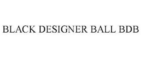 BLACK DESIGNER BALL BDB