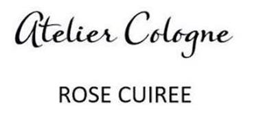 ATELIER COLOGNE ROSE CUIREE