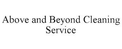 ABOVE AND BEYOND CLEANING SERVICE
