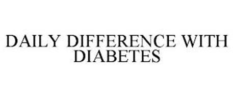 DAILY DIFFERENCE WITH DIABETES