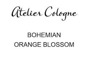ATELIER COLOGNE BOHEMIAN ORANGE BLOSSOM