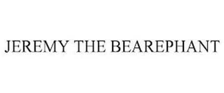 JEREMY THE BEAREPHANT