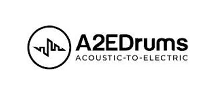 A2E DRUMS, ACOUSTIC-TO-ELECTRIC