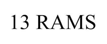 13 RAMS