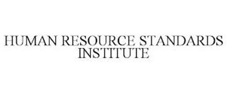 HUMAN RESOURCE STANDARDS INSTITUTE