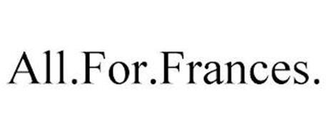 ALL.FOR.FRANCES.