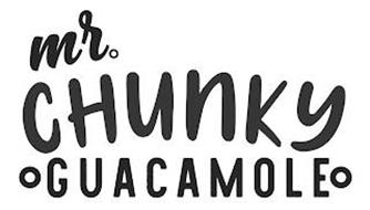 MR. CHUNKY GUACAMOLE
