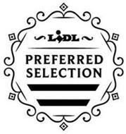 LIDL PREFERRED SELECTION