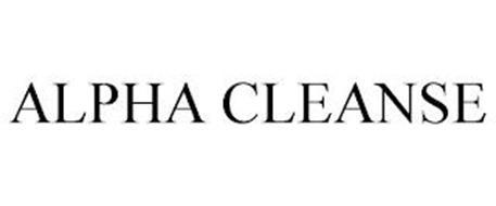 ALPHA CLEANSE