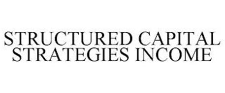 STRUCTURED CAPITAL STRATEGIES INCOME