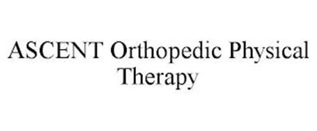 ASCENT ORTHOPEDIC PHYSICAL THERAPY