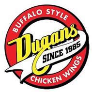 DUGANS SINCE 1985 BUFFALO STYLE CHICKEN WINGS